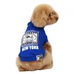 Sudadera para Perro sin Capucha en Azul