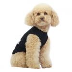 Camiseta Perros Pequeños I LOVE BRASIL Negra