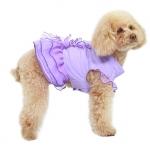 Traje de Etiqueta color Lavanda para Perro Pequeño