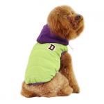 Grünen Mantel für Chihuahua und kleine Hunde
