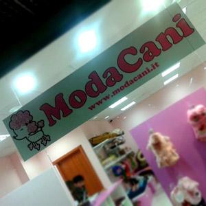 negozio modacani roma