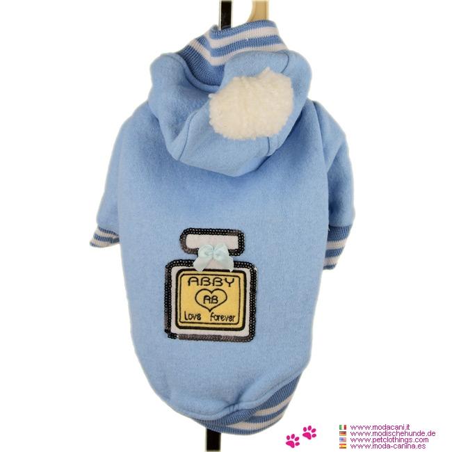 apparel pon pon puppy cape