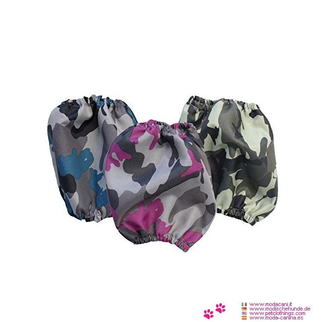 Camouflage Ohrenschutz für Cocker