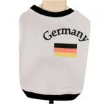 Germany Soccer Dog T-Shirt
