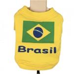 Hunde-T-Shirt aus Brasilien