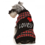Crew neck  sweater for dogs