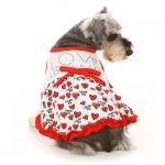 Valentin Kleidung für Hunde