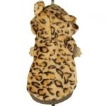 Abrigo de Leopardo para perros