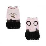 Kleid für kleine Hunde Elegante Prinzessin in Rosa