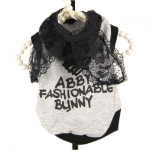 Bunny Shirt for Little Dogs