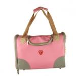 Bauletto Tasche Rosa für kleine Hunde
