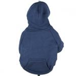 Blau Hund Sweatshirts