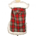 Tartan Coat for Dachshunds