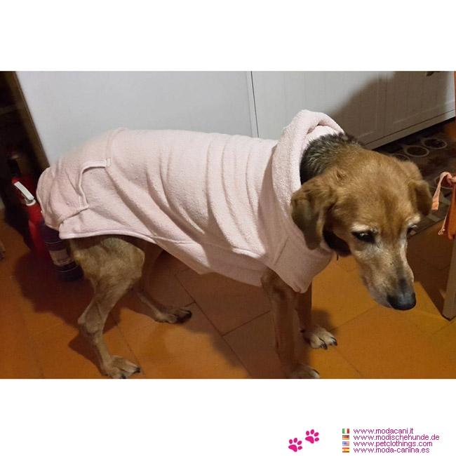 polaire rosa pour chiens de taille moyenne et grande. Black Bedroom Furniture Sets. Home Design Ideas