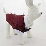 Frac Rosso Bordeaux per Cani di taglia piccola