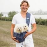 Marsupio para Perros hasta 15 Kg con Bolsillo