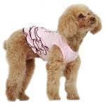 Canottiera Rosa Fashion per Cani Piccoli