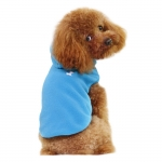 Fleece for Small Dogs in Blue