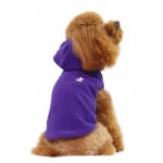 Fleece for Small Dogs in Purple