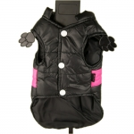 Simply Waterproof Coat for Small Dogs in Pink