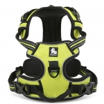 Padded Harness for Medium and Large Dogs in Yellow