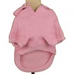 Sweat-Shirt Uni Rose pour Gros Chiennes