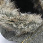 Chaqueta Verde en Jeans para Perros