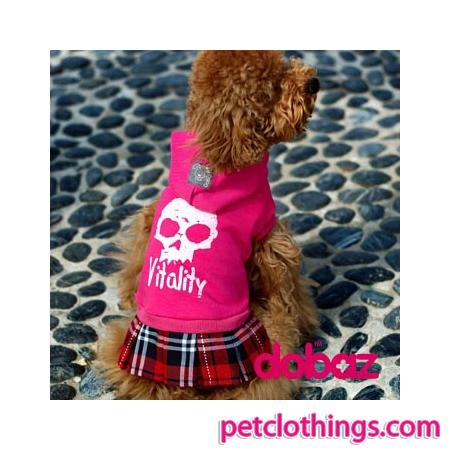 Vestido Vitality Rosa brillante para perro