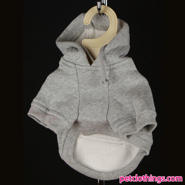 Gray Dog Sweatshirt
