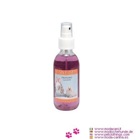 Perfume para Perros a la esencia de Lavanda