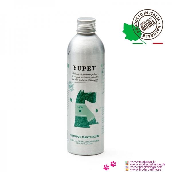 Shampoo Naturale per Cani - Manto Scuro