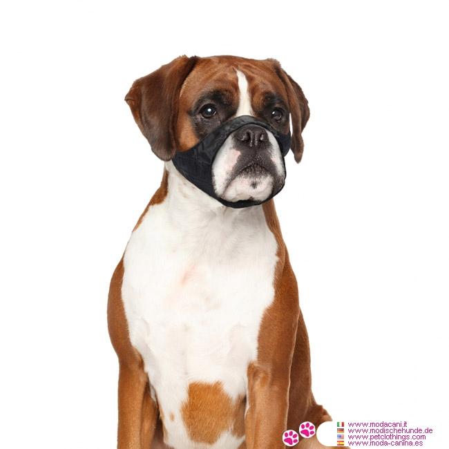 Museruola per Cane con Muso Corto (Boxer)