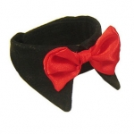 Red Bow Tie for large dogs