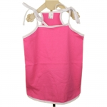 Summer Orchid Lace Tank Top for Dogs