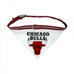Collar Nylon Perros con Bandana NBA Chicago Bulls