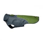 Imperméable Petit Chien en Vert avec Fermeture Velcro