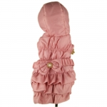 Dog Winter Jacket Duchess in Pink