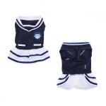 Vestito Marina Style Blu per Cane
