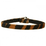 Tiger Striped Collar for Small Dogs