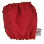 Cache-Oreilles Imperméable en Rouge pour Chiens