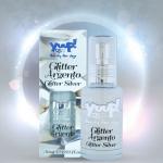 Glitter Plateado y Perfumado para el Manto de Perro