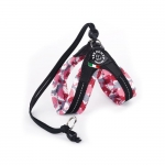 Very Soft Harness for Small Dogs in Pink Camo