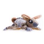 Gioco resistente per Cane in Canvas - Coniglio
