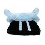 Cama de Lujo para Perro Bella Bone Azul Claro