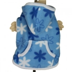 Winter Fleece Dog Coat