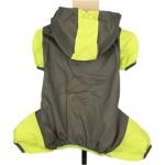 Vêtement de pluie Vert Foncé pour Chiens